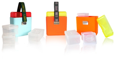 deluxe lunch boxes$45