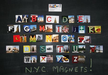 letter magnets. Letter+magnets