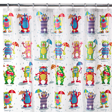 Kids shower curtains t rex me 39 s weblog for Kids shower curtain sets