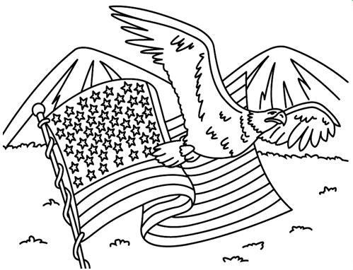 memorial day coloring pages | T. Rex + Me\'s Weblog