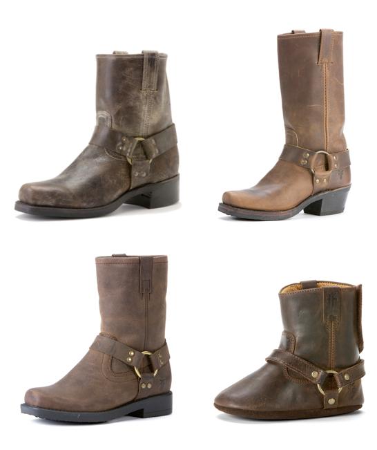 frye kids boots | T. Rex + Me's Weblog